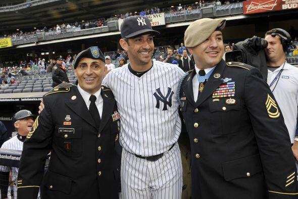 Jorge Posada estaba en la escuadra neoyorquina cuando sucedieron los ata...
