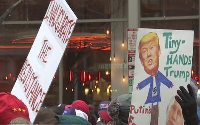 Organizan marchas y protestas en Nueva York y otras ciudades para este D...
