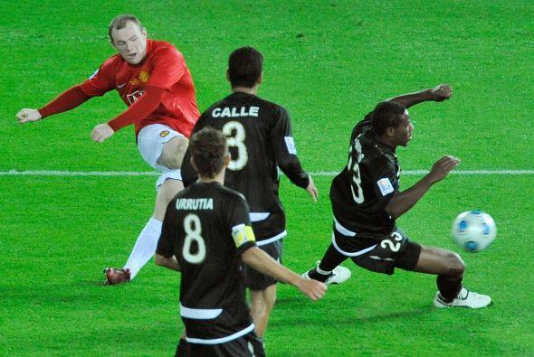 Liga enfrentó en la final del Mundial de Clubes a Manchester Unit...