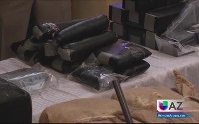 Ducey pide más recursos para combatir el narcotráfico