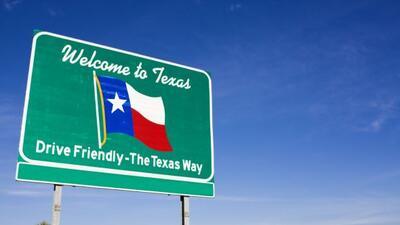 Texas cuenta con algunas de las ciudades con mayor segregación económica...