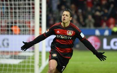 'Chicharito' vive mejor temporada europea