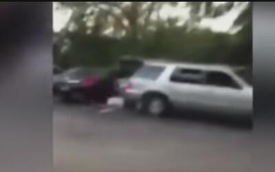 Un hombre atropelló a su hermano por accidente durante una pelea callejera