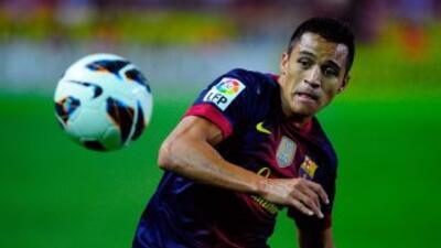 El momento que pasa Alexis con el Barcelona lo ha puesto como posible sa...