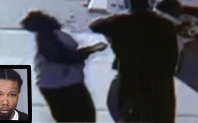 Policía de Nueva York anda tras el ladrón que casi mata a una anciana en...
