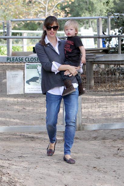 Jennifer Garner es otra mujer que merece respeto como madre y como 'fash...