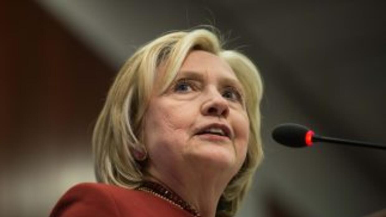 Clinton debe perfeccionar el arte de establecer una conexión con...