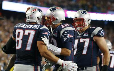Highlights Temporada 2015 S1: New England Patriots 28-21 Pittsburgh Stee...