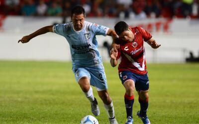 Previo Querétaro vs. Veracruz