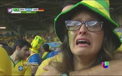 Tras la eliminación de Brasil, la verdadera realidad del país se muestra...