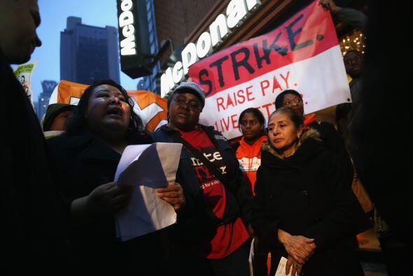 Demandan elevar el actual salario mínimo federal de 7.25 d&oacute...