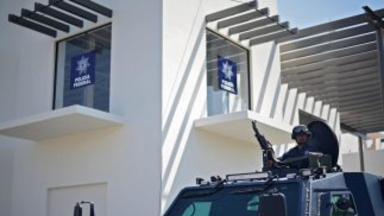 Policía Federal.