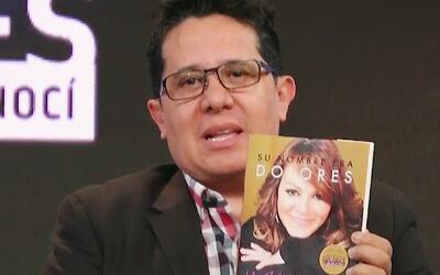 """Gabriel Vázquez sabe todos los secretos de Jenni Rivera y lo cuenta en """"..."""