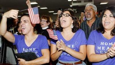 Los republicanos presentarán el martes una iniciativa de reforma migrato...