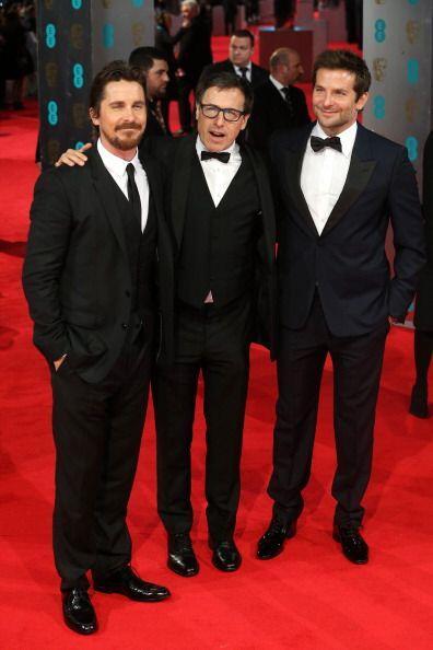 ¡Las mujeres no fueron las únicas que derrocharon 'glamour' en los BAFTA...