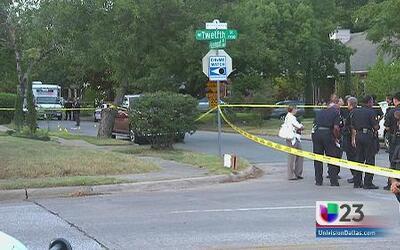 Policía de Dallas mató a sospechoso