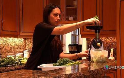 ¿Qué extractor se necesita para preparar los jugos para el detox?