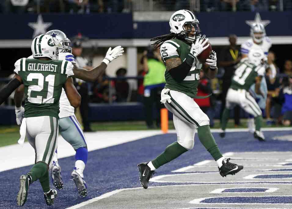 Los New York Jets vencieron 19 - 16 a los Dallas Cowboys que quedaron el...