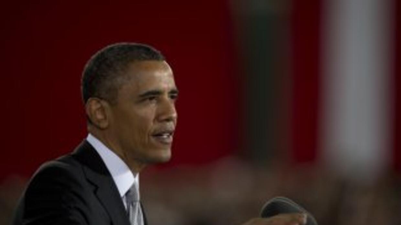 Obama dice moverá al país para lograr reforma migratoria