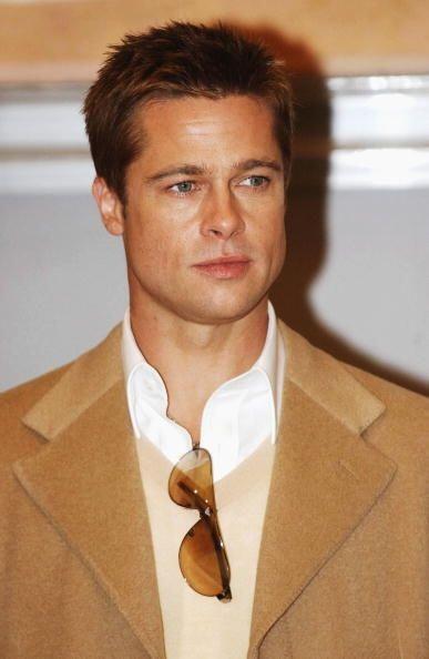 En cuanto al cabello, Brad Pitt nos ha acostumbrado a verlo con un &quot...