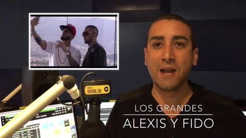 Alexis y Fido llegan a mas de 20 millones de vistas en YouTube