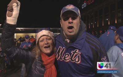 Mets logran despegar en casa