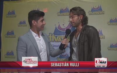 Sebastian Ruli dice que vive un 'romance real'