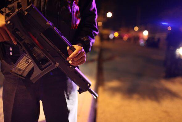 México asestó importantes golpes a los carteles de la droga durante 2010...