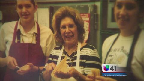 Recuerdan de manera especial a Viola Barrios