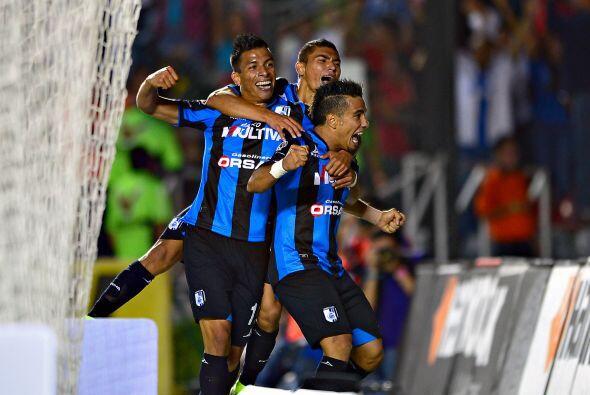 Y hablando de goles el brasileño Camilo Sanvezzo quiere anotar más goles...