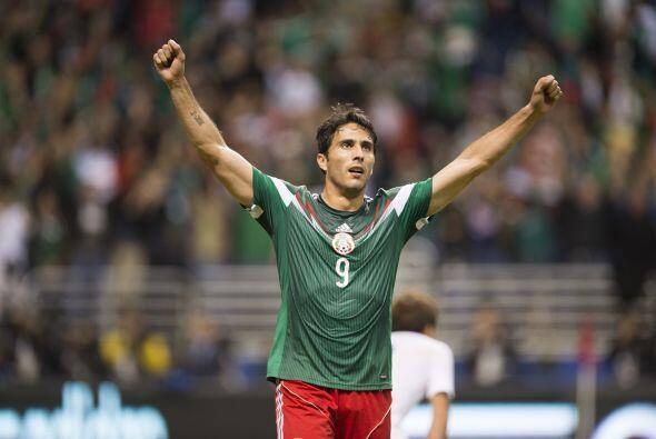 México conseguía una victoria por goleada y así lo...