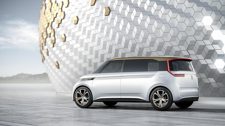 El Volkswagen BUDD-e Concept marca el camino al futuro de VW