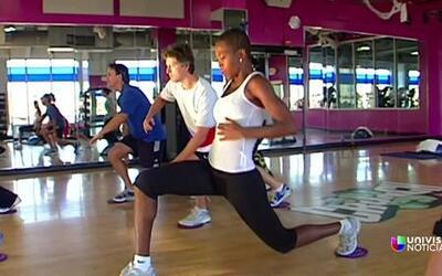 Cambia tu número: Haz ejercicio en tu casa