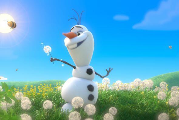 """Una cosa es segura, si creen que ya se libraron de """"Frozen"""", ¡se equivoc..."""
