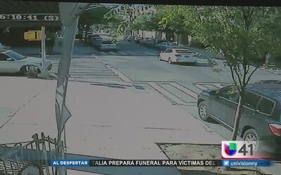 Intensifican la búsqueda del conductor que arrolló a un niño en Brooklyn