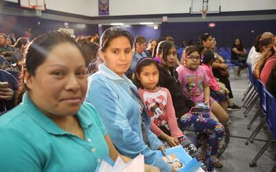 Foro informativo de inmigración en Houston