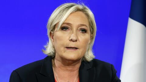 Le Pen acepta la derrota y pide a todos los patriotas que constituyan un...