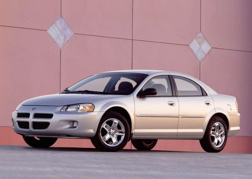 Dodge Stratus Sedan 2001