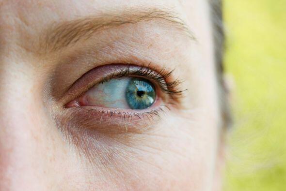 Además, diagnosticar estudiando los ojos era una costumbre muy ge...