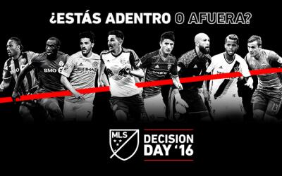 Decision Day, MLS Player Image
