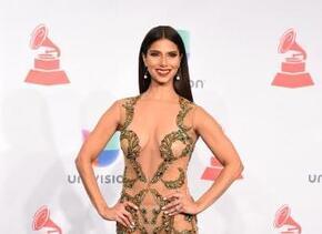 Roselyn Sánchez nos dejó sin habla con ese vestido.