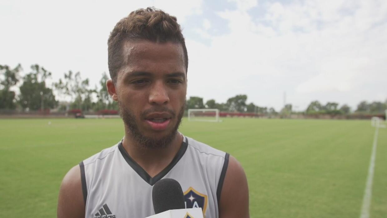 Gio dos Santos cree que el Galaxy puede ser campeón por la mezcla de exp...