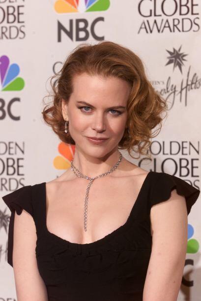 Tras esta separación, la actriz mantuvo una relación con el productor it...