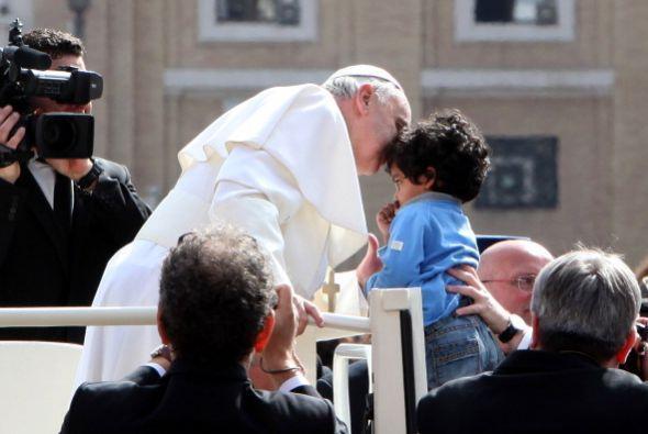 Ésta fue tomada el 12 de mayo, después de canonizar unos 8...