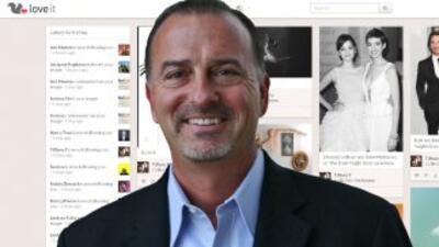 Ron LaPierre, CEO y cofundador de LoveIt.com