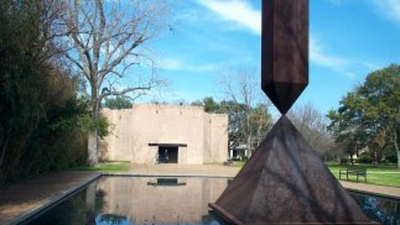 Capilla Rothko en Houston.