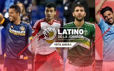 Giovani, Felipe, Valeri y Villa nominados para Latino de la Jornada 9