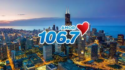 Amor 106.7 Mas Variedad cover