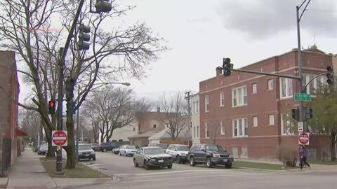 Tres hombres resultaron heridos con armas de fuego en Belmont Cragin