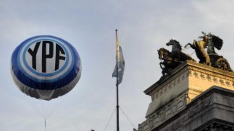 Argentina se había comprometido a no nacionalizar a la empresa, según la...